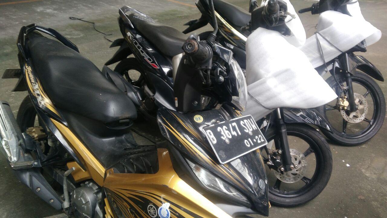 kirim sepeda motor